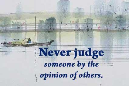 never-judge
