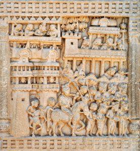 800px-Procession_of_Prasenajit_of_Kosala_leaving_Sravasti_to_meet_the_Buddha